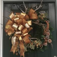 at my front door designer wreaths u0026 holiday decor i charleston