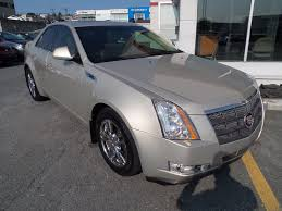 cadillac cts 4 2008 used 2008 cadillac cts w 1sa in st georges used inventory méga