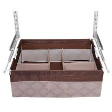 Rubbermaid Closet Drawers Shop Adjustable Mount Wire Shelving Accessories At Lowes Com