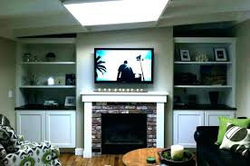 in decorations hang fireplace mount above no studs in decorations 9 mounting