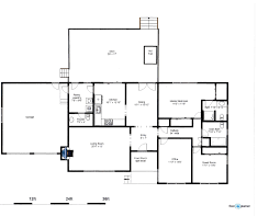Modern Farm House Floor Plans Two Story Farmhouse With Detached