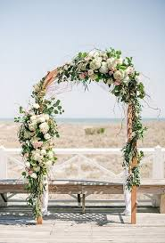 wedding arches and canopies top 20 floral wedding arch canopy ideas
