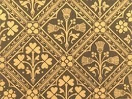 historic wallpaper using victorian wallpaper designs