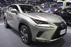 lexus crossover 2017 2018 lexus nx 300h premium front three quarters right side at 2017