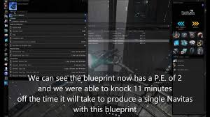 Online Blueprints by How To Do Productivity Efficiency Research On Blueprints In Eve
