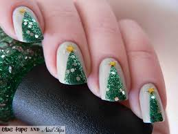 35 awesomely cute christmas nail art diy ideas u2013 listinspired com