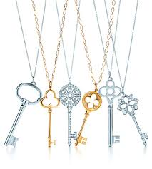 key necklace tiffany images Tiffany co keys collection jpg