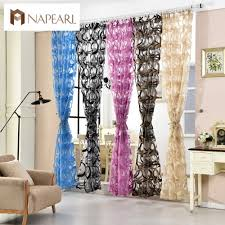 sheer pleated curtains promotion shop for promotional sheer