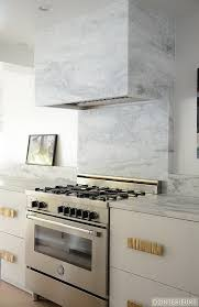 Awesome Kitchen Backsplash Ideas For Your Home - Marble backsplashes
