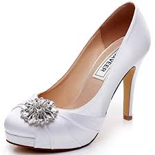 wedding shoes high luxveer high heel women shoes satin wedding shoes