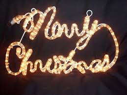 merry light lights card and decore