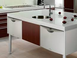 Mobile Island For Kitchen Furniture Kitchen Delightful Modern Mobile Island Attractive