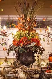 Home Decor Flower Arrangements Home Decor Floral Arrangements Sttement Hndcrfted Fll Rrngement