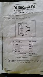 wiring diagrams page 5 the navara forum