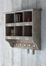 shelves house shelf wall shelves with hooks and baskets image of