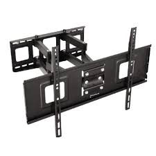 full motion tv wall mount 60 inch gforce full motion articulating tv wall mount for 32 in 65 in