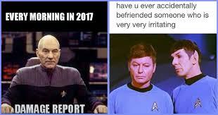 Star Trek Red Shirt Meme - hilarious star trek memes for your inner nerd thethings