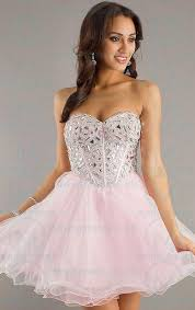 nice short pink tailor made cocktail prom dress lfnac1384 cheap