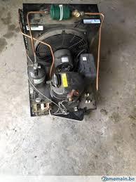moteur chambre froide occasion moteur et evaporateur chambre froide a vendre 2ememain be