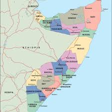 Map Of Africa Political by Somalia Political Map Vector Eps Maps Eps Illustrator Map Our