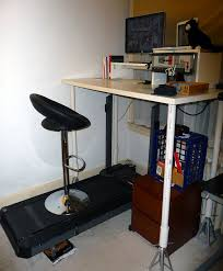 Treadmill Desk Ikea How I Built My Diy Treadmill Standing Desk A K A Dissertation