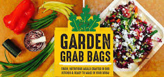 Brown Dining Blue Room Garden Grab Bags A New Healthy Option For You The Blognonian