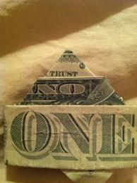 Trust No One Meme - trust no one justpost virtually entertaining