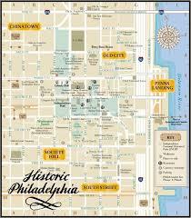 map of philly philadelphia walking map of attractions philadelphia walking