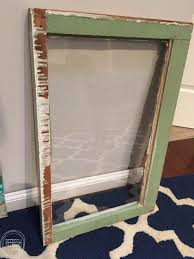 How To Paint Interior Windows The Best Way To Paint A Window Chalkboard Refresh Living