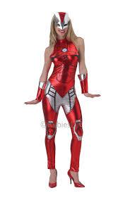 halloween iron man costume superhero rescue mask ladies fancy dress iron man the avengers