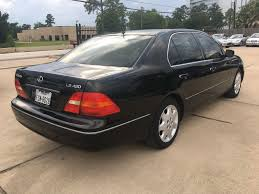 2001 used lexus ls 430 4dr sedan at car guys serving houston tx