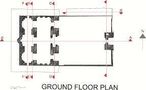 Mosque Floor Plan Heritage360 Pk Masjid Khudabad Floor Plans