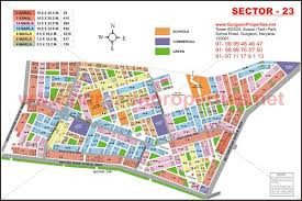 Gurgaon India Map by Sector 23 Gurgaon Map Sector Xxiii Gurgaon City Map Sector 23 Map