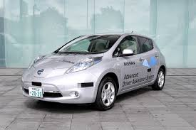 nissan leaf kerb weight electric vehicle news september 2013