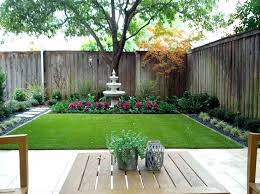 Landscape Ideas For Small Gardens Small Outdoor Landscaping Ideas Onlinemarketing24 Club