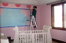 bedroom captivating baby nursery room decoration using