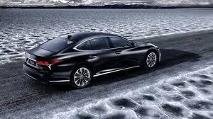 lexus lc 500h precio lexus ls 500h 2018 lujo híbrido