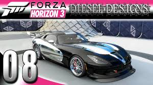 Dodge Viper 1990 - forza horizon 3 gameplay ep8 srt dodge viper gts u0026 skyline barn