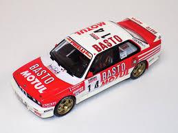 playmobil bmw bmw m3 e30 14 tour de corse 1990 for chariot 1 18 otto mobile