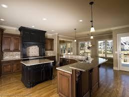 white wooden door dark kitchen cabinet colors white gloss island