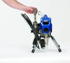 graco 390 electric airless sprayer