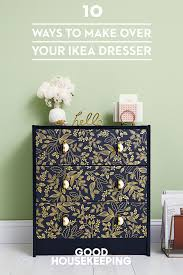 10 ways to make over your favorite ikea dresser drawers room