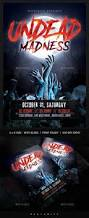 halloween flyer u2014 photoshop psd party scary u2022 available here
