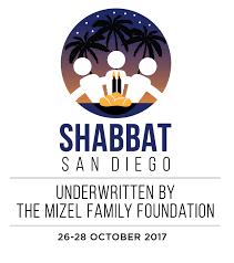 readings shabbat san diego underwritten by the mizel family