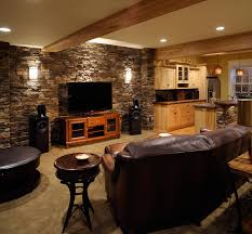 Rustic Basement Ideas by How To Make Romantic Elegant Living Rooms