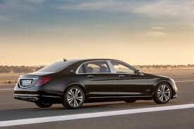 mercedes benz s class maybach stands for the ultimate in