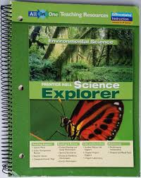 all in one teaching resources environmental science prentice hall