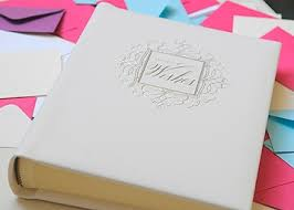 wedding wishes book oh so cherished our best wedding guest book alternatives