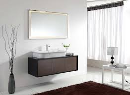 Dark Brown And White Bathroom - bathroom design and decoration using all white bathroom wall paint