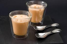 siphon cuisine recette recette de siphon mousse de carottes au lait de coco facile et rapide